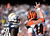 Andy Dalton #14 of the Cincinnati Bengals gestures during the game against the San Diego Chargers on December 2, 2012 at Qualcomm Stadium in San Diego, California. (Photo by Donald Miralle/Getty Images)