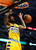 Denver Nuggets guard Wilson Chandler dunks the balls during the first half of an NBA basketball game against the Chicago Bulls, Monday, March 18, 2013, in Chicago. (AP Photo/Charles Rex Arbogast)
