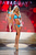 Miss Paraguay Egni Eckert competes in her Kooey Australia swimwear and Chinese Laundry shoes during the Swimsuit Competition of the 2012 Miss Universe Presentation Show at PH Live in Las Vegas, Nevada December 13, 2012. The 89 Miss Universe Contestants will compete for the Diamond Nexus Crown on December 19, 2012. REUTERS/Darren Decker/Miss Universe Organization/Handout