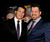 Producer Scott Stuber (L) and director Seth Gordon arrive at the premiere of Universal Pictures'