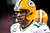 Quarterback Aaron Rodgers #12 of the Green Bay Packers looks on during warm ups prior to the NFC Divisional Playoff Game against the San Francisco 49ers at Candlestick Park on January 12, 2013 in San Francisco, California.  (Photo by Stephen Dunn/Getty Images)