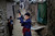 An Afghan refugee boy poses with a plastic rifle as he and other children celebrate the first day of the Eid al-Fitr festival, which marks the end of the Muslim fasting month of Ramadan, in a slum on the outskirts of Islamabad, Pakistan, Monday, Aug. 20, 2012. Muslims around the world are celebrating Eid al-Fitr, marking the end of Ramadan, the Muslim calendar's ninth and holiest month during which followers are required to abstain from food and drink from dawn to dusk. (AP Photo/Muhammed Muheisen)