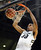 Josh Scott of CU dunks during the first half of the December 29, 2012 Hartford game in Boulder. (Cliff Grassmick / Daily Camera) December 29, 2012