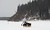 Four-time Iditarod champion Martin Buser drives his dog team up the Yukon River after leaving the checkpoint in Anvik, Alaska, on Friday, March 8, 2013, during the Iditarod Trail Sled Dog Race. (AP Photo/Anchorage Daily News, Bill Roth)