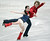 Nicole Orford and Thomas Williams of Canada skate in the Ice Dance Short Dance during day one of the ISU Four Continents Figure Skating Championships at Osaka Municipal Central Gymnasium on February 8, 2013 in Osaka, Japan.  (Photo by Atsushi Tomura/Getty Images)