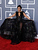 Ashanti arrives to  the 55th Annual Grammy Awards at Staples Center  in Los Angeles, California on February 10, 2013. ( Michael Owen Baker, staff photographer)