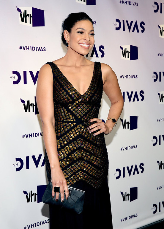 "Description of . Singer Jordin Sparks attends ""VH1 Divas\"" 2012 at The Shrine Auditorium on December 16, 2012 in Los Angeles, California.  (Photo by Christopher Polk/Getty Images)"