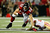 Tight end Tony Gonzalez #88 of the Atlanta Falcons makes a catch against defensive back Chris Culliver #29 of the San Francisco 49ers in the second quarter in the NFC Championship game at the Georgia Dome on January 20, 2013 in Atlanta, Georgia.  (Photo by Kevin C. Cox/Getty Images)