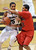 Spencer Dinwiddie of CU tries to get  past Evan Cooper (22) of Hartford on his way to the basket during the second half of the December 29, 2012 game in Boulder. (Cliff Grassmick / Daily Camera) December 29, 2012