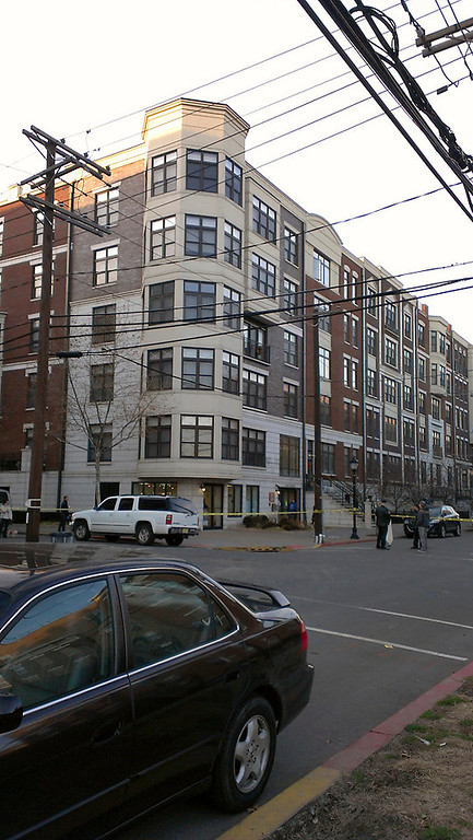 Description of . Photo of Hoboken, N.J. location tied to Connecticut shooter (Frank Scandale/Digital First Media)