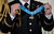 A military aid holds the Medal of Honor during a ceremony in the East Room of the White House February 11, 2013 in Washington, DC. Former US Army Staff Sargent Clinton Romesha was awarded the Medal of Honor by US President Barack Obama for his gallantry during an insurgent attack on Combat Outpost Keating in Afghanistan in 2009. AFP PHOTO/Brendan  SMIALOWSKI/AFP/Getty Images