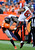 Tampa Bay Buccaneers wide receiver Vincent Jackson #83 makes a catch over Denver Broncos free safety Rahim Moore #26 during the second quarter. The Denver Broncos vs The Tampa Bay Buccaneers at Sports Authority Field Sunday December 2, 2012. Tim Rasmussen, The Denver Post