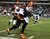 A.J. Green #18 of the Cincinnati Bengals carries the ball in the first quarter against the Philadelphia Eagles on December 13, 2012 at Lincoln Financial Field in Philadelphia, Pennsylvania.  (Photo by Elsa/Getty Images)