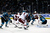 SAN JOSE, CA - JANUARY 24:  The Phoenix Coyotes try to score on Antti Niemi #31 of the San Jose Sharks at HP Pavilion on January 24, 2013 in San Jose, California.  (Photo by Ezra Shaw/Getty Images)