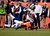 Denver Broncos cornerback Chris Harris #25 knocks down a pass intended for Tampa Bay Buccaneers wide receiver Mike Williams #19 during the third quarter.  The Denver Broncos vs The Tampa Bay Buccaneers at Sports Authority Field Sunday December 2, 2012. John Leyba, The Denver Post