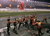 Crew members celebrate after driver Jamie McMurray won the NASCAR Daytona 500 auto race at Daytona International Speedway in Daytona Beach, Fla., Sunday, Feb. 14, 2010. (AP Photo/Reinhold Matay)