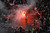 An Egyptian protester lights flares during a demonstration in Cairo's landmark Tahrir Square on January 25, 2013. Thousands of Egyptians marched on Tahrir Square to demand change, two years after the uprising that ousted Hosni Mubarak and ushered in an Islamist government, as sporadic clashes erupted nearby. MOHAMMED ABED/AFP/Getty Images