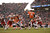 Denver Broncos punter Britton Colquitt (4) punts the ball as the Denver Broncos took on the Kansas City Chiefs at Sports Authority Field at Mile High in Denver, Colorado on December 30, 2012. John Leyba, The Denver Post