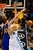 Denver Nuggets center JaVale McGee (34) Golden State Warriors power forward David Lee (10) during the second half of the Nuggets' 116-105 win at the Pepsi Center on Sunday, January 13, 2013. AAron Ontiveroz, The Denver Post