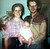 An undated photo of David Koresh, right, with his wife Rachel and son Cyrus. Koresh who claims to be Christ, is the leader of a cult known as the Branch Davidians near Waco, Texas. After Koresh's death in the 51-day siege at the Waco, Texas compound details came out that Koresh had renamed the compound Ranch Apocalypse and prophesied that the end of days from the Bible's Book of Revelations would begin there. (AP Photo)