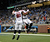 Roddy White #84 of the Atlanta Falcons celebrates a first quarter touchdown with Michael Palmer #81 while playing the Detroit Lions at Ford Field on December 22, 2012 in Detroit, Michigan. (Photo by Gregory Shamus/Getty Images)