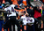 Denver Broncos wide receiver Eric Decker (87) makes a 32-yard catch and is taken down by Baltimore Ravens cornerback Corey Graham (24) and Baltimore Ravens free safety Ed Reed (20) in the second quarter. The Denver Broncos vs Baltimore Ravens AFC Divisional playoff game at Sports Authority Field Saturday January 12, 2013. (Photo by AAron  Ontiveroz,/The Denver Post)