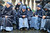 Nuns pray on St Peter's square on the second day of the conclave on March 13, 2013 at the Vatican.   AFP PHOTO / GABRIEL BOUYS/AFP/Getty Images