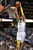 DENVER, CO. - JANUARY 30: Denver Nuggets shooting guard Andre Iguodala (9) goes up for a dunk during the second quarter against the Houston Rockets January 30, 2013 at Pepsi Center. The Denver Nuggets take on the Houston Rockets in NBA action. (Photo By John Leyba/The Denver Post)