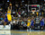DENVER, CO. - MARCH 21: Corey Brewer (13) of the Denver Nuggets was fouled by Damien Wilkins (8) of the Philadelphia 76ers with 2.7 seconds on the clock attempting a three-pointer.  Brewer made three straight shots from the foul lline to win the game. The Denver Nuggets defeated the Philadelphia 76ers 101-100 Thursday night, March 21, 2013 at the Pepsi Center. The Nuggets are on a 14-game record winning streak that is a team record. (Photo By Karl Gehring/The Denver Post)