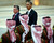President Barack Obama and Jordan's King Abdullah II, participate in an arrival ceremony at the King's Palace in Amman, Jordan Friday, March 22, 2013. (AP Photo/Pablo Martinez Monsivais)