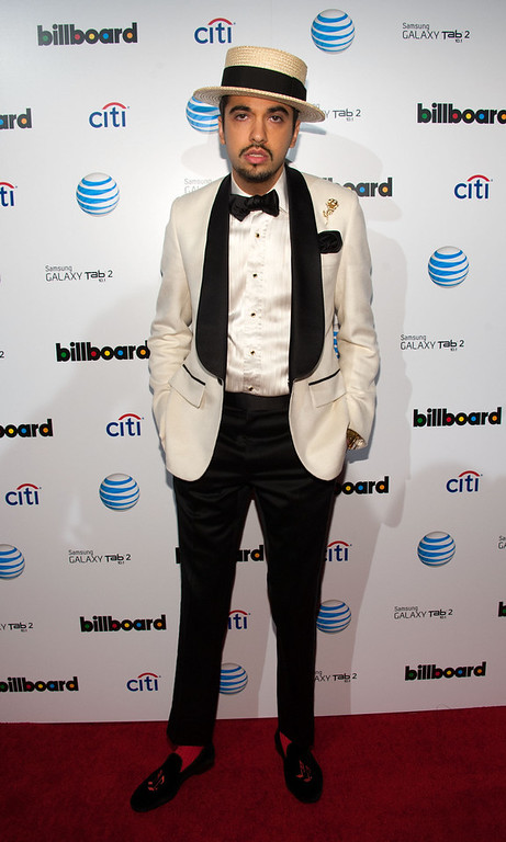 Description of . DJ Cassidy attends The Billboard GRAMMY After Party at The London Hotel on February 10, 2013 in West Hollywood, California. (Photo by Valerie Macon/Getty Images)