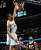 Denver Nuggets forward Anthony Randolph, front, dunks the ball for a basket over Sacramento Kings forwards James Johnson, back left, and Chuck Hayes in the fourth quarter of the Nuggets' 121-93 victory in an NBA basketball game in Denver on Saturday, Jan. 26, 2013. (AP Photo/David Zalubowski)
