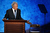 Actor Clint Eastwood speaks during the final day of the Republican National Convention at the Tampa Bay Times Forum on August 30, 2012 in Tampa, Florida. Former Massachusetts Gov. Mitt Romney was nominated as the Republican presidential candidate during the RNC which will conclude today.  (Photo by Mark Wilson/Getty Images)