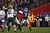 Collin Klein #7 of the Kansas State Wildcats looks to pass in the first quarter against the Oregon Ducks during the Tostitos Fiesta Bowl at University of Phoenix Stadium on January 3, 2013 in Glendale, Arizona.  (Photo by Doug Pensinger/Getty Images)