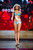 Miss Georgia 2012 Tamar Shedania competes during the Swimsuit Competition of the 2012 Miss Universe Presentation Show at PH Live in Las Vegas, Nevada December 13, 2012. The Miss Universe 2012 pageant will be held on December 19 at the Planet Hollywood Resort and Casino in Las Vegas. REUTERS/Darren Decker/Miss Universe Organization L.P/Handout