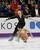 Mari Vartmann of Germany falls as she and Aaron Van Cleave perform their free skating program at the ISU World Figure Skating Championships in London, March 15, 2013. REUTERS/Mark Blinch