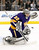 LOS ANGELES, CA - FEBRUARY 23:  Jonathan Quick #32 of the Los Angeles Kings makes a save off a shot from the Colorado Avalanche during the game against the Colorado Avalanche at Staples Center on February 23, 2013 in Los Angeles, California.  (Photo by Harry How/Getty Images)