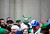 Revelers watch the 252nd annual St. Patrick's Day Parade March 16, 2013 in New York City. The parade honors the patron saint of Ireland and was held for the first time in New York on March 17, 1762, 14 years before the signing of the Declaration of Independence. (Photo by Ramin Talaie/Getty Images)