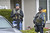 LA PALMA, CALIF. -- Police investigate the home of the mother of the alleged triple-murder  Michael Dorner in La Palma, California on February 8, 2013. Photo by Jeff Gritchen / Los Angeles Newspaper Group