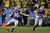 Anthony Cantele #10 of the Kansas State Wildcats kicks off the ball to start the game against the Oregon Ducks during the Tostitos Fiesta Bowl at University of Phoenix Stadium on January 3, 2013 in Glendale, Arizona. De'Anthony Thomas #6 of the Oregon Ducks returned the kick for a touchdown.  (Photo by Ezra Shaw/Getty Images)