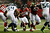 Jacquizz Rodgers #32 of the Atlanta Falcons runs the ball against the Seattle Seahawks during the NFC Divisional Playoff Game at Georgia Dome on January 13, 2013 in Atlanta, Georgia.  (Photo by Kevin C. Cox/Getty Images)