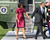 This April 3, 2009 file photo shows President Barack Obama, and first lady Michelle Obama, left, disembark from a helicopter at the Klosterwiese in Baden-Baden, Germany. (AP Photo/Christof Stache,File)