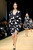 A model presents a creation by designer Marcel Marongiu as part of his Fall-Winter 2013/2014 women's ready-to-wear fashion show for Guy Laroche fashion house during Paris fashion week February 27, 2013.  REUTERS/Gonzalo Fuentes