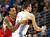 Los Angeles Clippers' Matt Barnes defends against Denver Nuggets' Danilo Gallinari in their NBA basketball game in Denver March 7, 2013. REUTERS/Rick Wilking