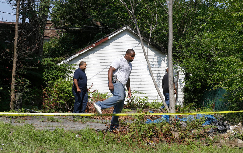 Three bodies discovered in Cleveland