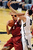 Stefan Nastic, left, of Stanford is fouled by Shane Harris-Tunks of Colorado, during the first half of the January 24th, 2013 game in Boulder. Cliff Grassmick / January 24, 2013