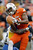 Wide receiver Chris Gallon #81 of the Bowling Green Falcons drops a pass while being hit by linebacker Doug Parrish #15 of the San Jose State Spartans during the first half of the Military Bowl at RFK Stadium on December 27, 2012 in Washington, DC.  (Photo by Rob Carr/Getty Images)
