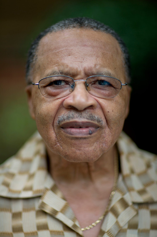 Description of . Paul Gresham, 75, poses for a photo in Decatur, Ga. on Wednesday, Aug. 21, 2013. When asked: As you grow older, what are you most afraid of and what is the biggest problem facing the elderly in your country? Gresham said,