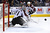 Semyon Varlamov #1 of the Colorado Avalanche makes a save during the second period against the Columbus Blue Jackets on March 3, 2013 at Nationwide Arena in Columbus, Ohio. (Photo by Kirk Irwin/Getty Images)