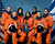 The crew of Space Shuttle Columbia's mission STS-107 pose for the traditional crew portrait. Seated in front are astronauts Rick D. Husband (L), mission commander; Kalpana Chawla, mission specialist; and William C. McCool, pilot. Standing are (L to R) astronauts David M. Brown, Laurel B. Clark, and Michael P. Anderson, all mission specialists; and Ilan Ramon, payload specialist representing the Israeli Space Agency. Columbia broke up upon re-entry to earth February 1, 2003. The Columbia Accident Investigation Board investigators say that a culture of low funding, strict scheduling and an eroded safety program at NASA doomed the flight of the space shuttle.  (Photo by NASA/Getty Images)